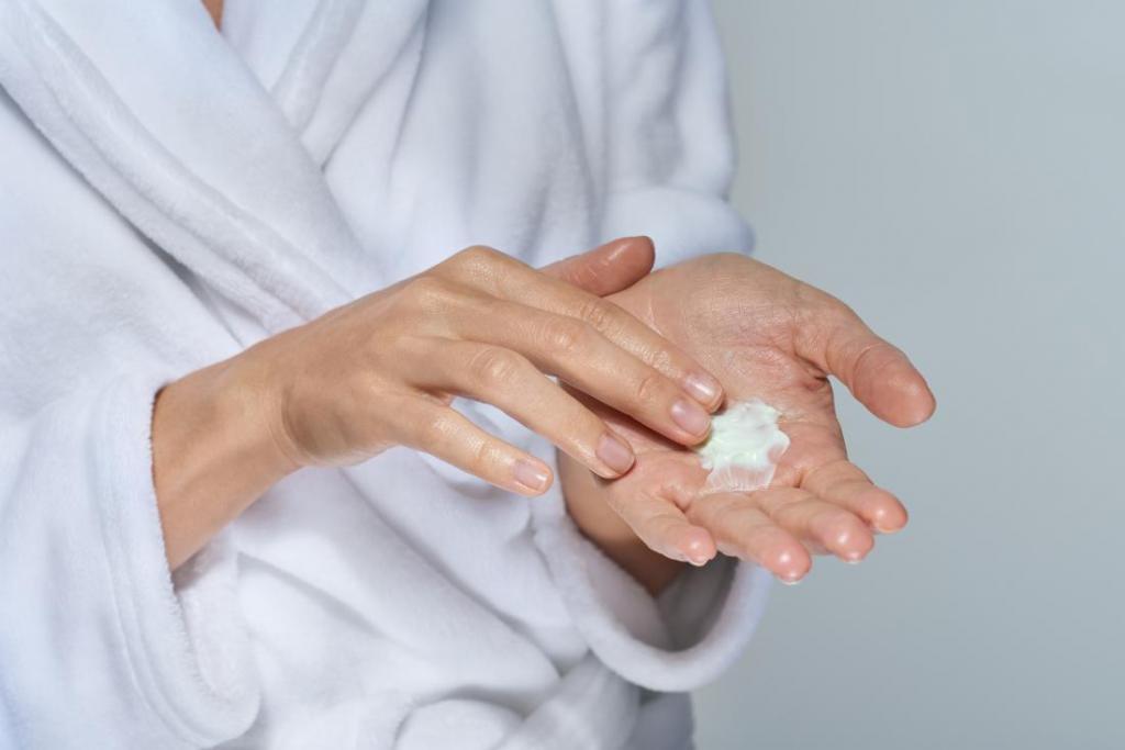 روش های درمان خارش پستان در شیردهی