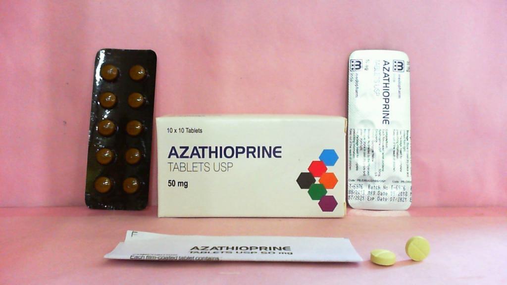 کاربردهای قرص آزاتیوپرین (Azathioprine): روش مصرف، عوارض جانبی و تداخلات آن