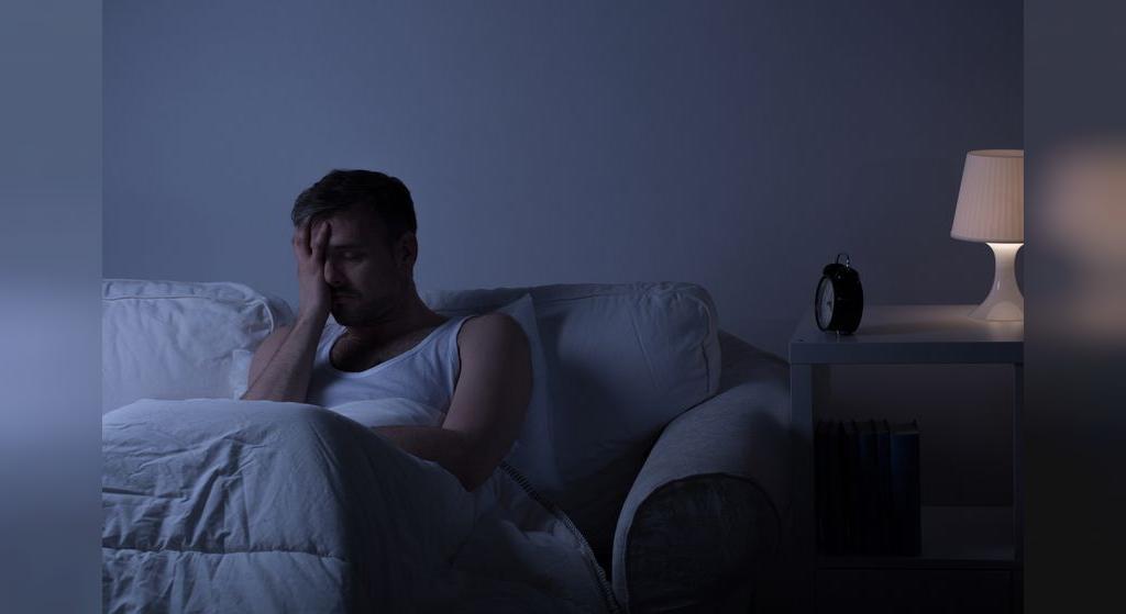 بی خوابی و کاهش میل جنسی در مردان