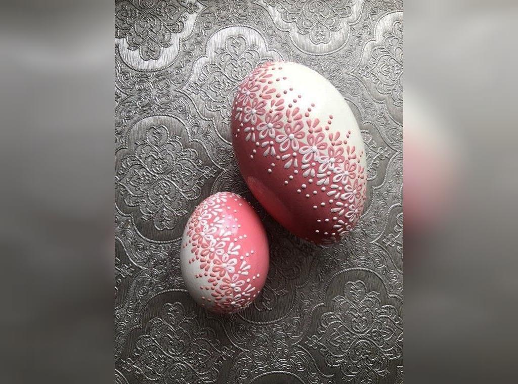 تزیین تخم مرغ سفره هفت سین شیک و لاکچری