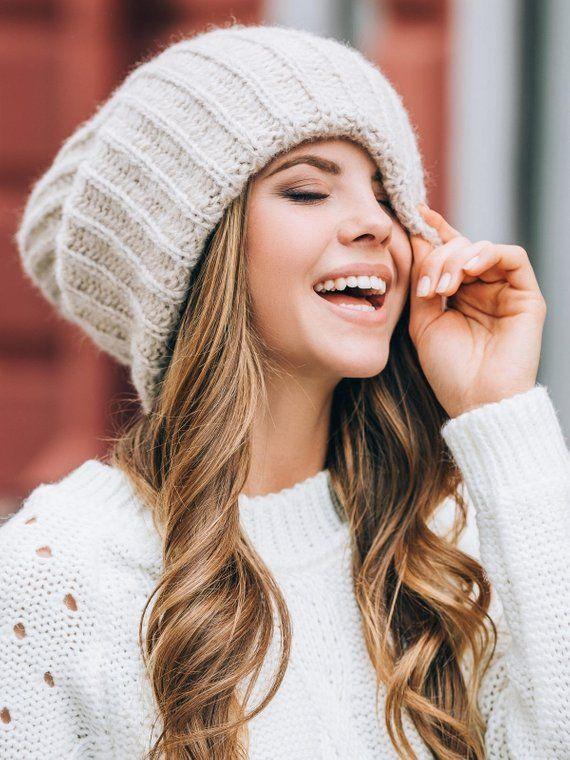 مدلهای کلاه بافتنی زنانه فانتزی
