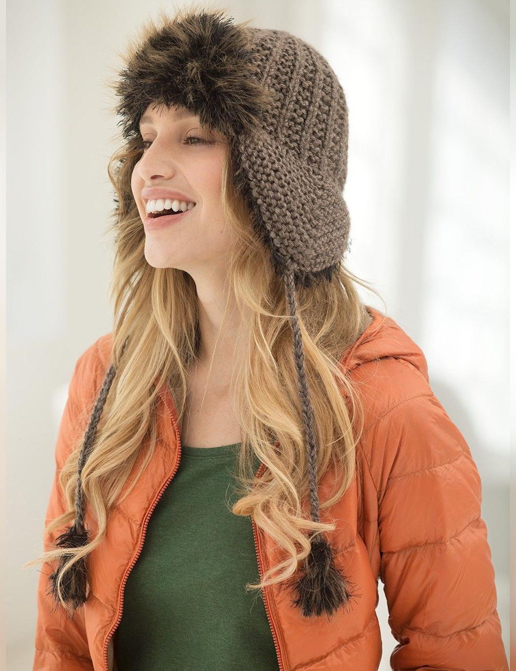 مدل کلاه گوشه دار زنانه شیک