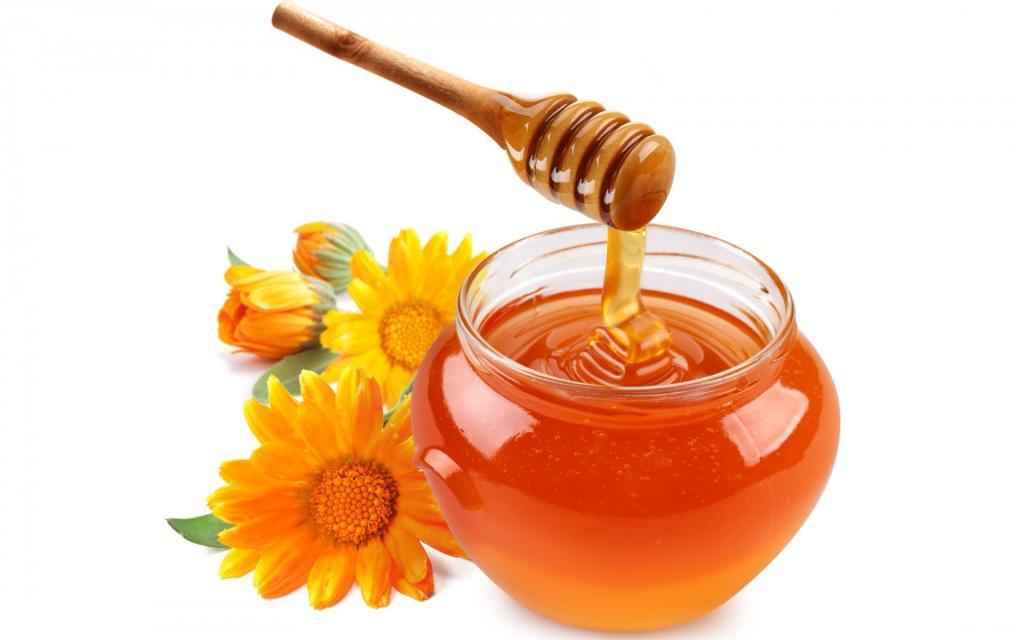 درمان جای جوش با عسل