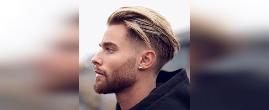مدل مو پسرانه خامه ای