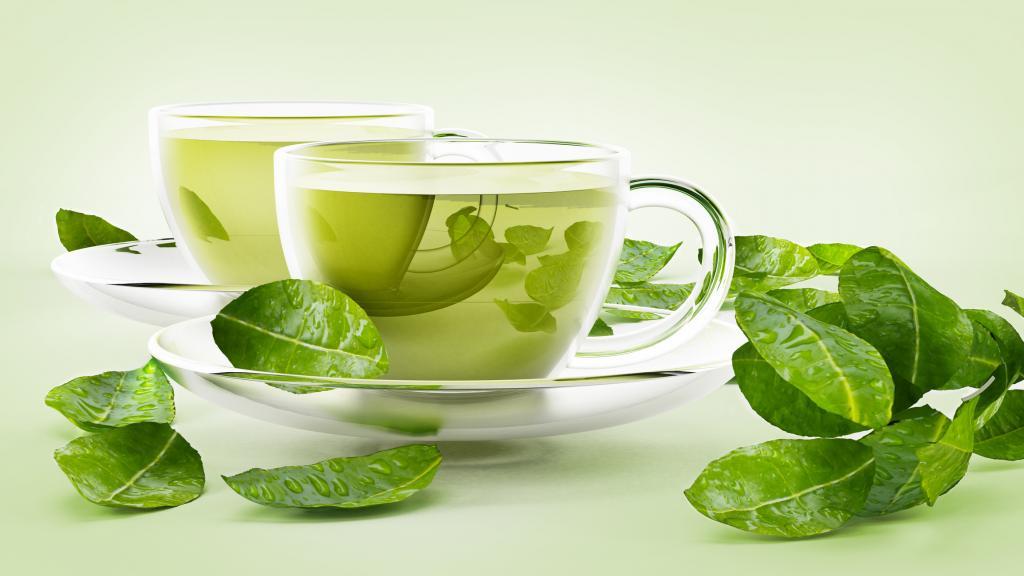 درمان جوش سرسیاه با چای سبز
