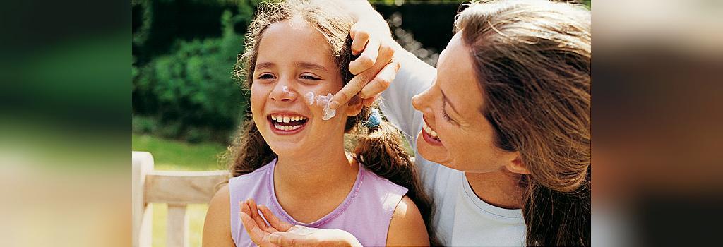 نحوه درمان حساسیت پوستی کودک