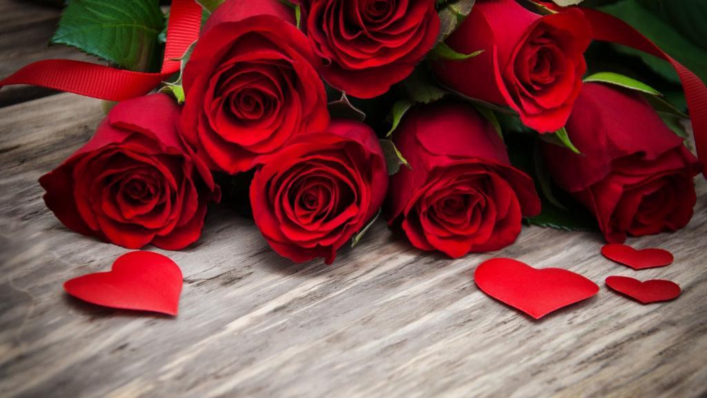 گل رز سرخ نماد معروف چیست