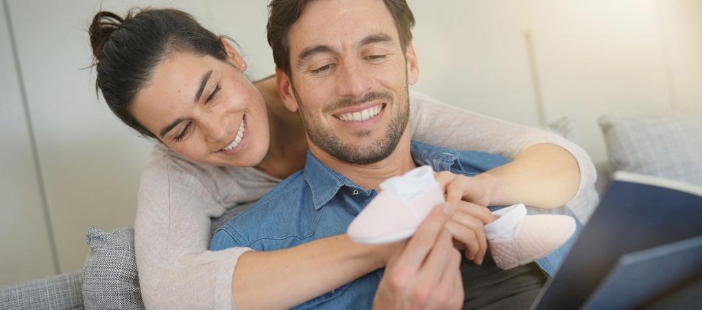 فیگور جدید عکس بارداری خانوادگی