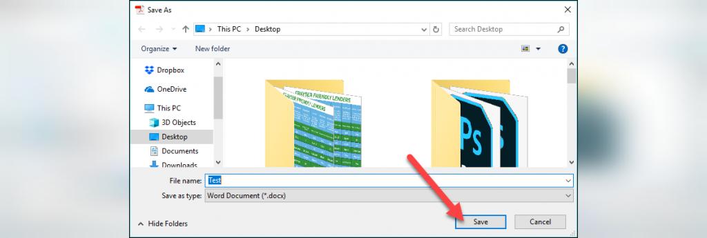 چطور pdf  به word تبدیل کنیم