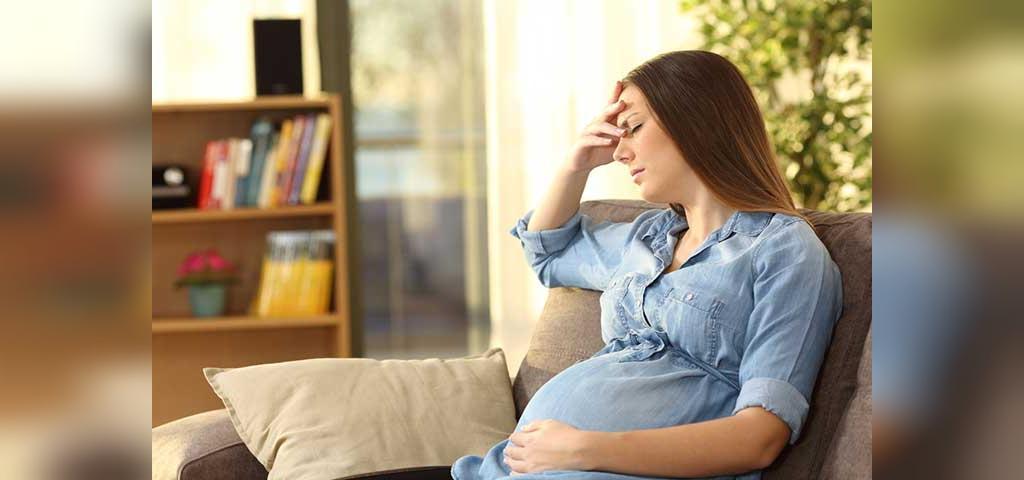 چه چیزی باعث خستگی در دوران بارداری می شود؟