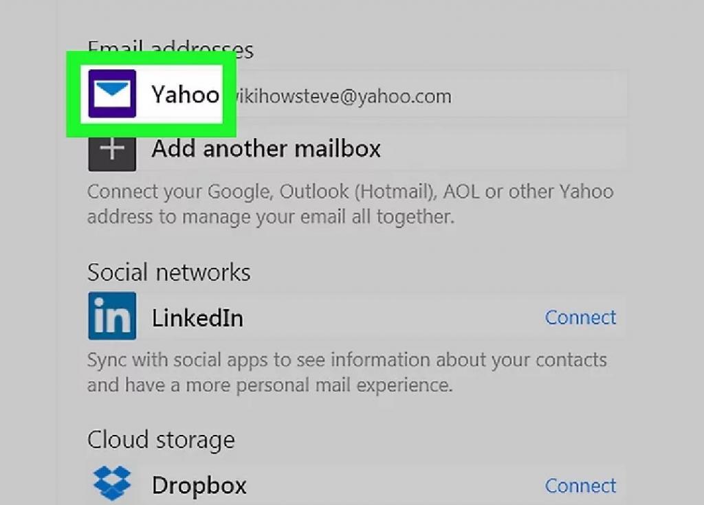 مراحل انتقال ایمیل از یاهو به جیمیل