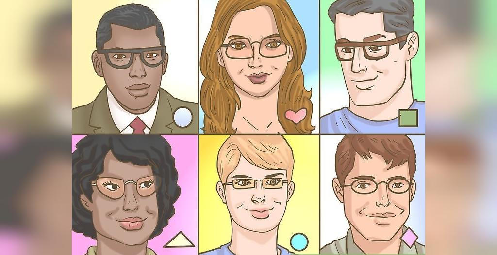 روش انتخاب عینک مناسب در تشخیص فرم صورت