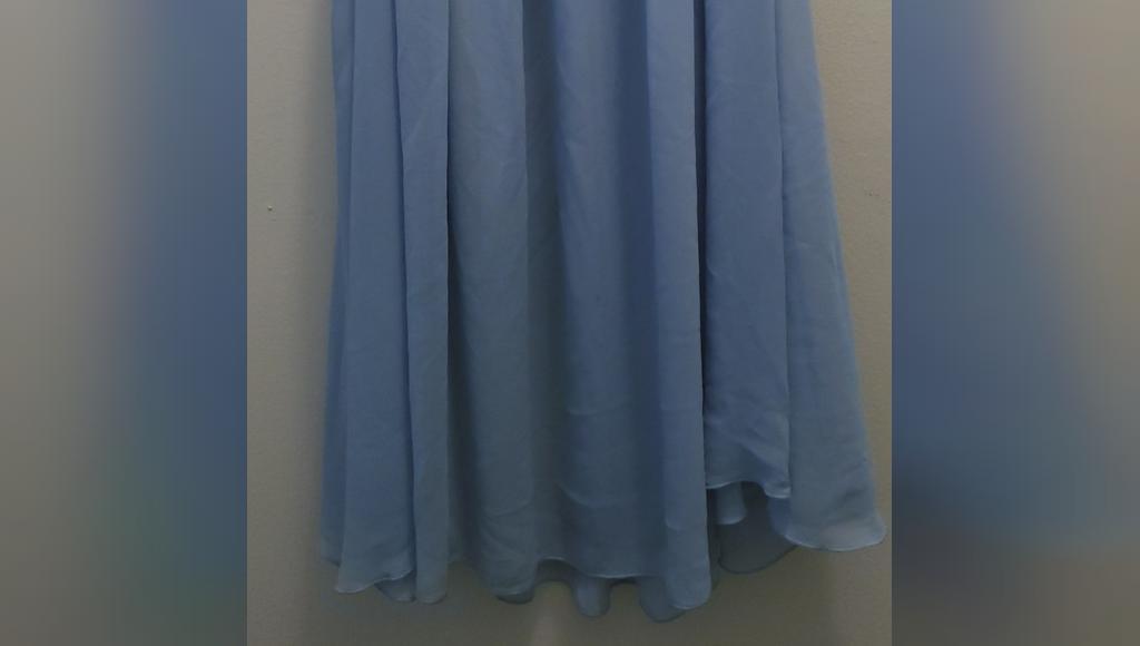 JLO baby blue lingerie nighty جنیفر لوپز