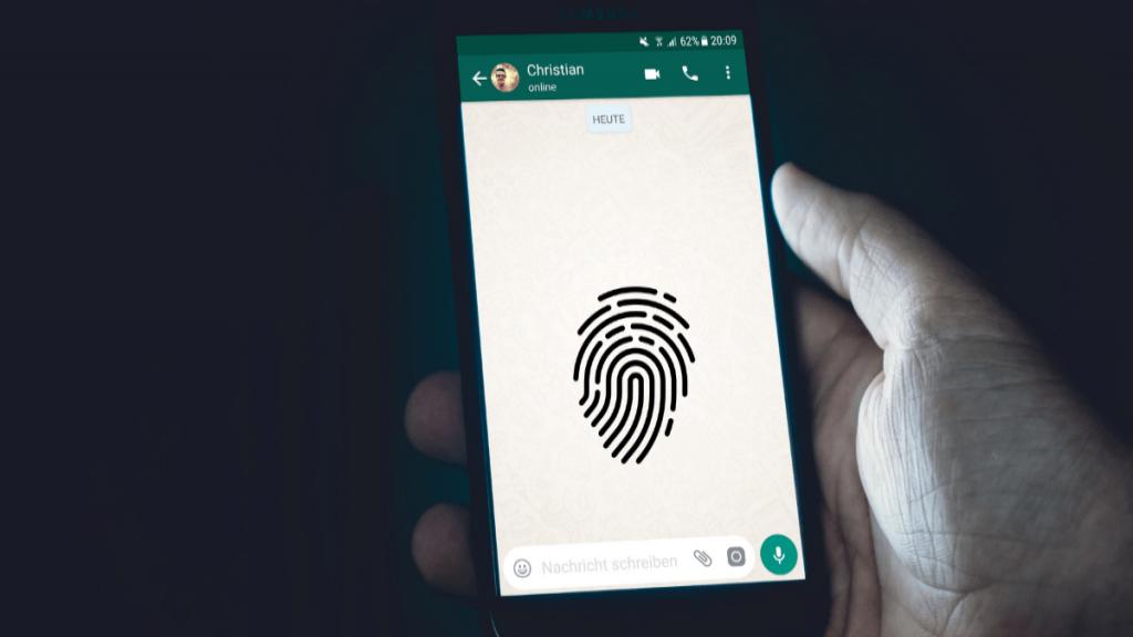 آموزش قفل کردن واتساپ با اثر انگشت یا (Face ID) در ایفون و اندروید