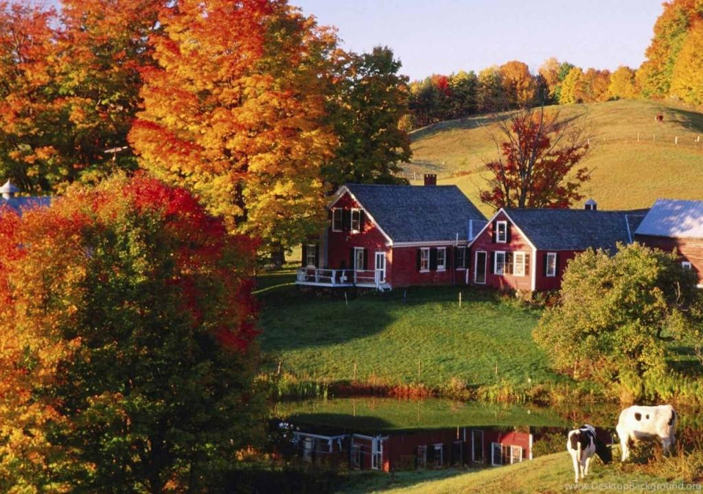 انشا درباره پاییز در روستا