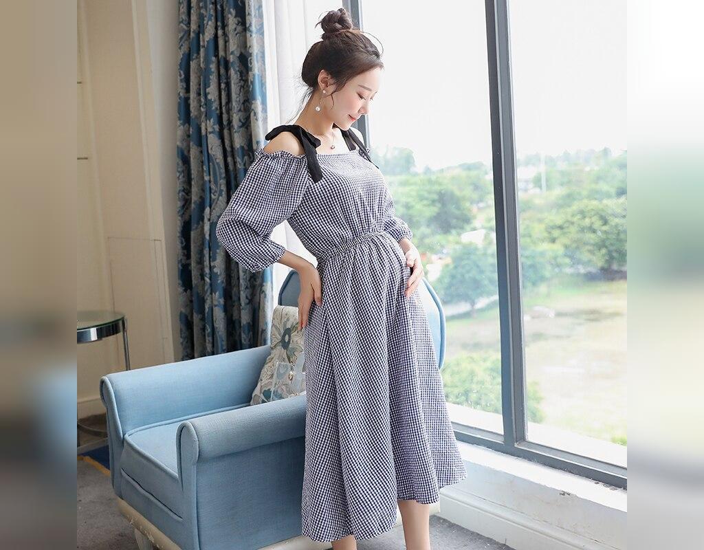 مدل سارافون شیک مخصوص دوران بارداری