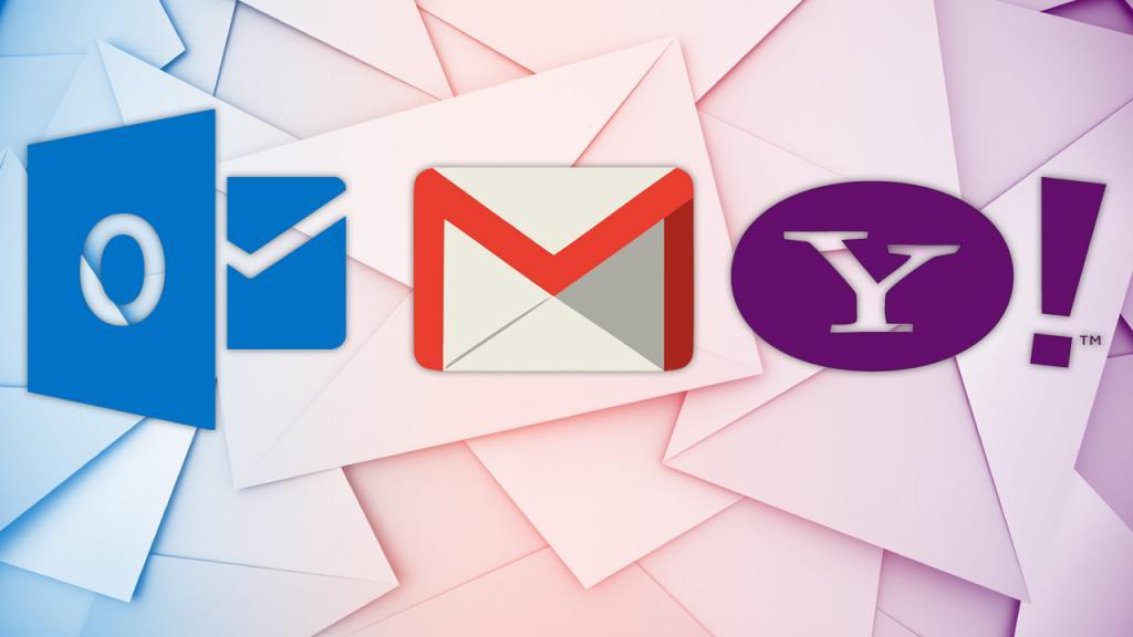 نحوه ارسال ایمیل از جیمیل به یاهو