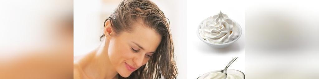 خواص ماست برای پوست و مو