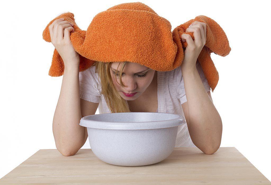 نشانه های گلودرد در دوران بارداری و درمان های خانگی برای رفع آن