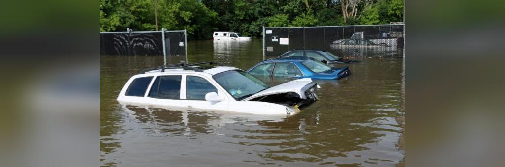 تکلیف خسارات تصادف رانندگی ناشی از قوه قاهره، سیل یا طوفان چیست