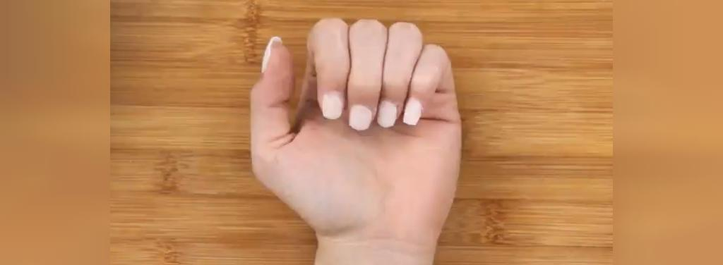 ارزان ترین تکنیک جدا کردن چسب ناخن مصنوعی