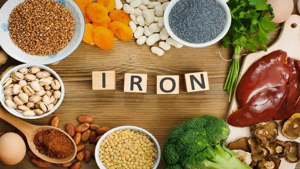 برای تأمین آهن بدن از این 11 ماده غذایی استفاده کنید، 11 مواد غذایی سرشار از آهن