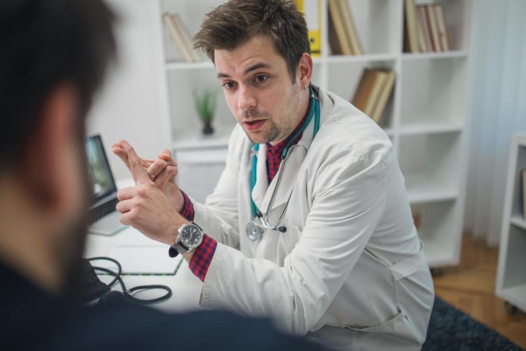 چه موقع برای ادرار گرم به پزشک مراجعه کنید