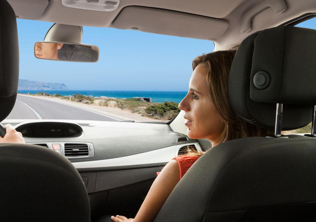 رانندگی در سه ماه دوم بارداری