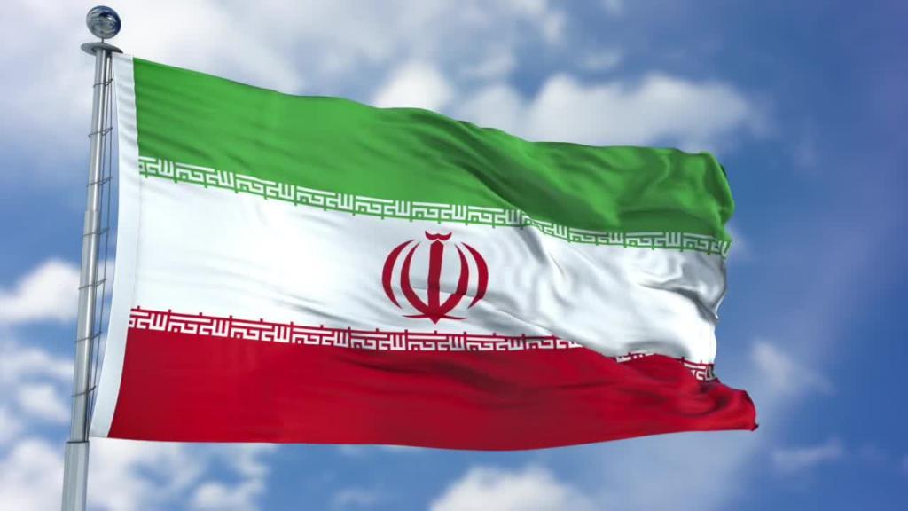 انشا درباره پرچم ایران با مقدمه و نتیجه گیری