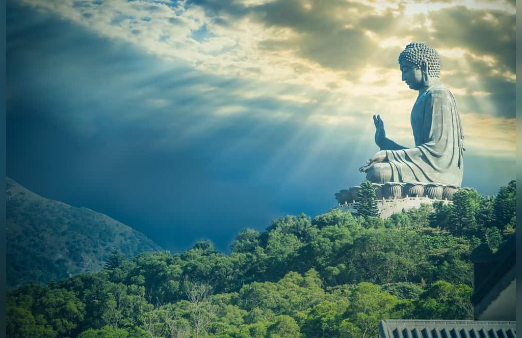 عکس بودا
