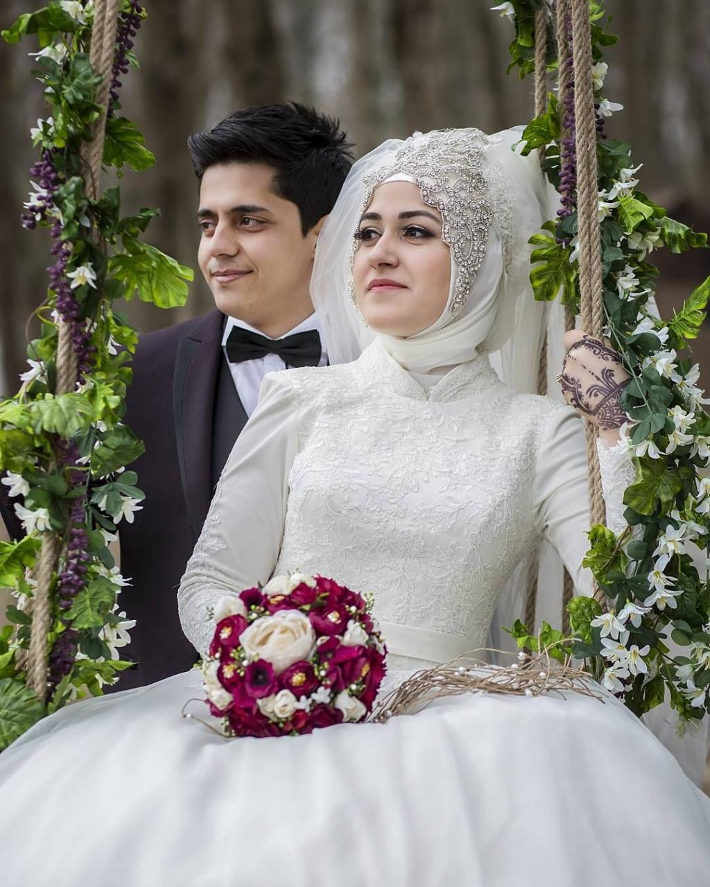 مدل جدید عکس عاشقانه عروس و داماد ایرانی