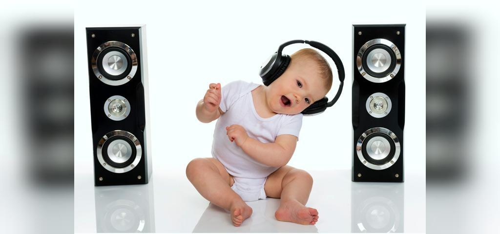 کودک از ذوق موسیقی برخوردار است