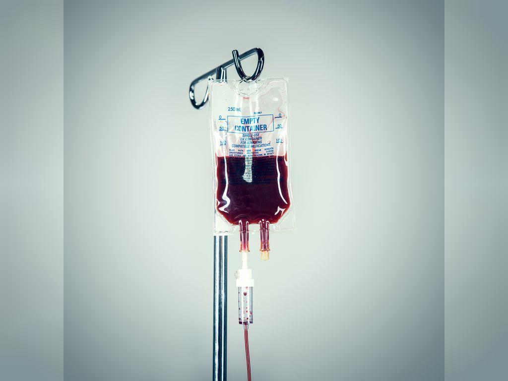چند بار می توانید خون بدهید؟