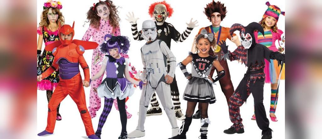 لباس های عجیب و غریب در جشن هالووین
