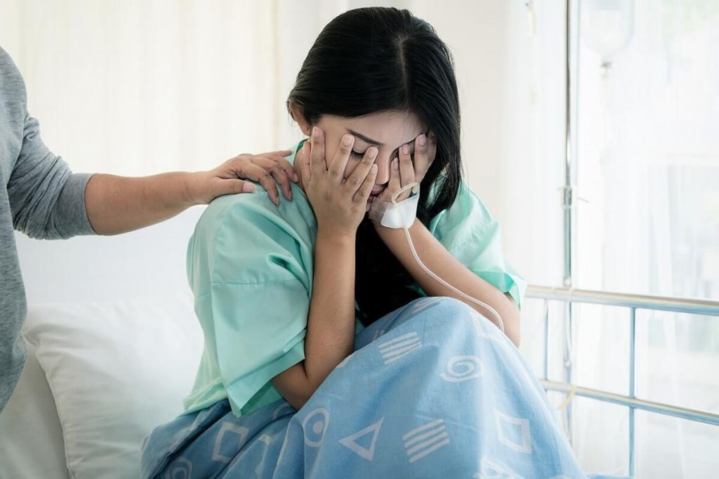 15 عارضه که می تواند بعد از سقط جنین اتفاق بیافتد