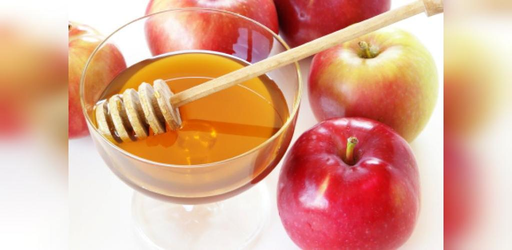 سرکه سیب و عسل