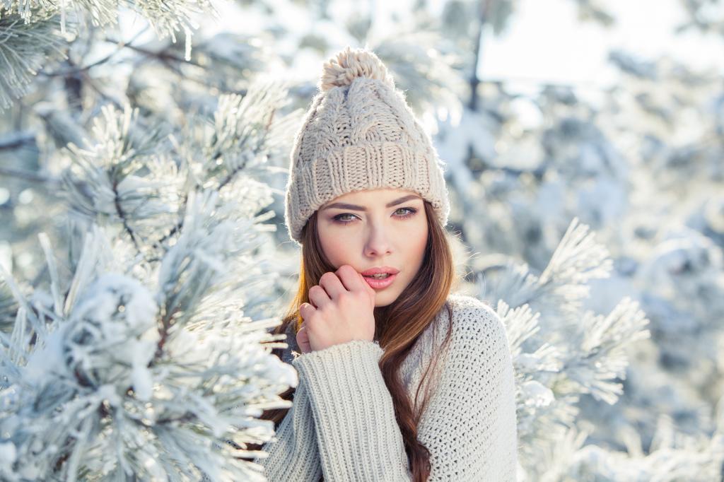 فیگور جدید دخترانه زمستانی