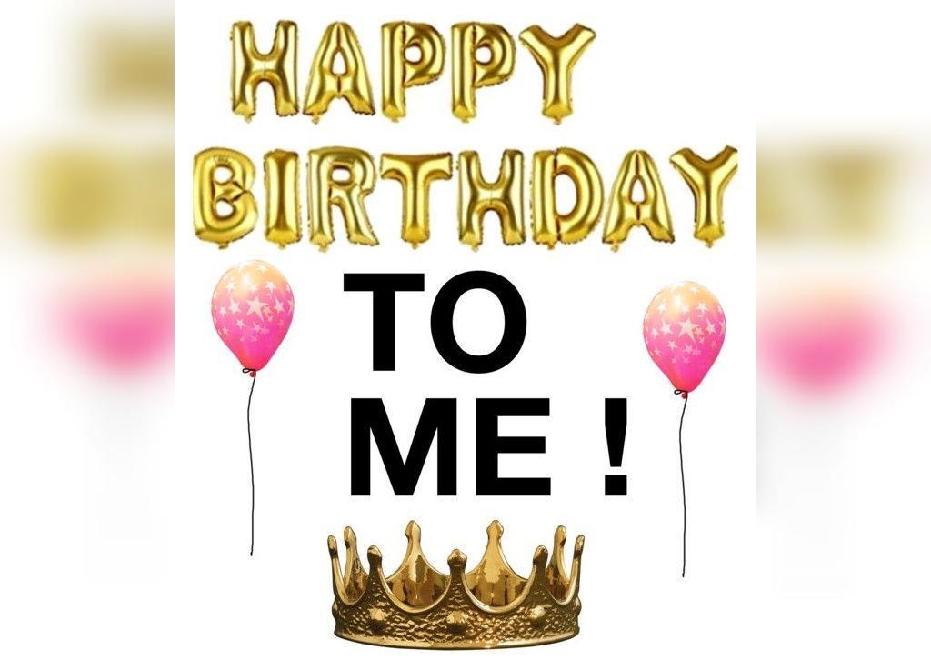 عکس نوشته پروفایل روز تولد به انگلیسی