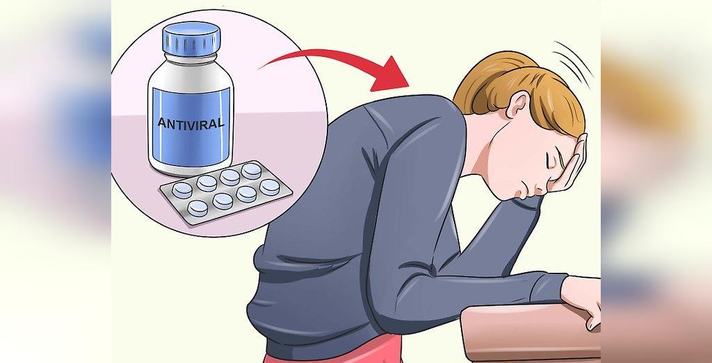 درمان دارویی آنفولانزا