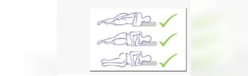 بهترین حالات خوابیدن و طرز صحیح خوابیدن
