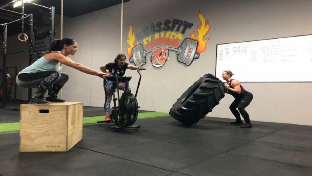 ورزش کراس فیت چیست + فواید و عوارض Crossfit برای بدن