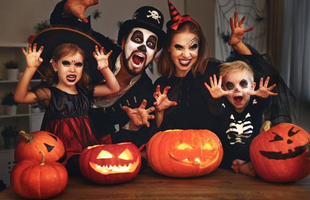 شوخی های ترسناک هالووین