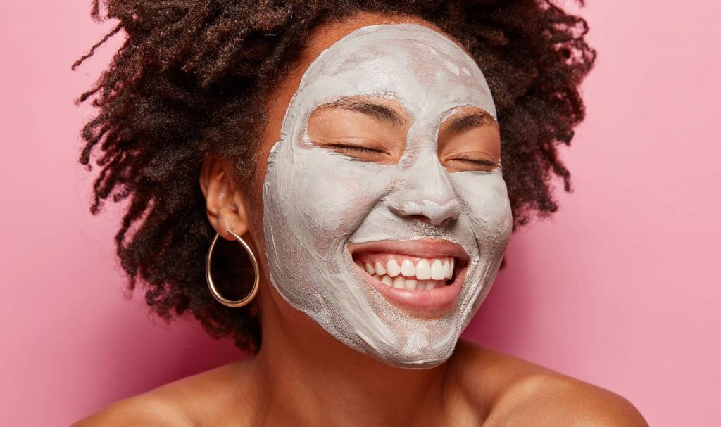 درمان قطعی منافذ باز پوست صورت