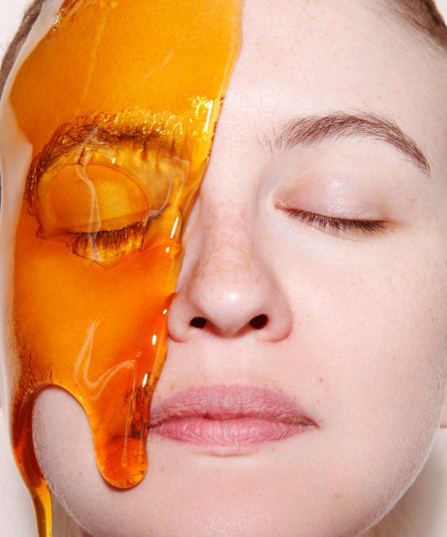 طرز تهیه ماسک صورت با عسل برای پوست خشک