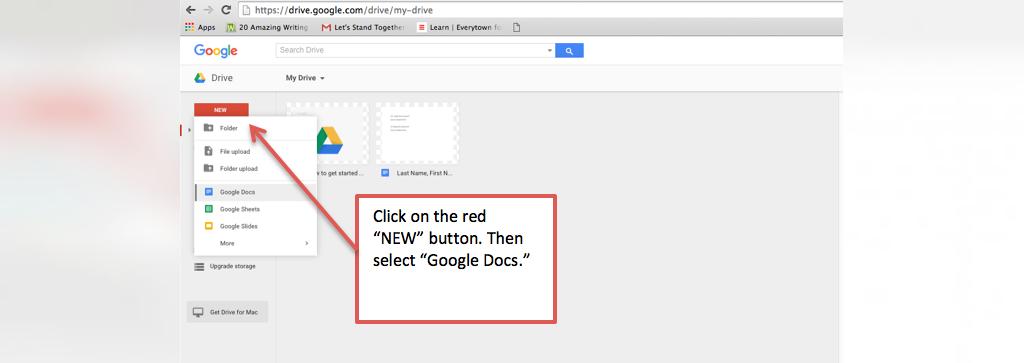 نصب گوگل داکس روی کامپیوتربرنامه
