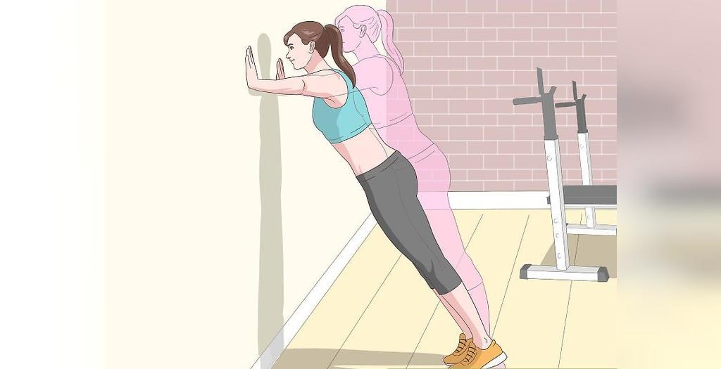 بزرگ کردن سینه با تمرینات خاص