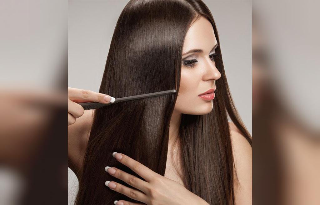 روش مراقبت از موها بعد از پریودی