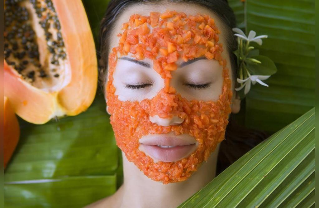 ماسک خانگی روشن کننده پوست صورت