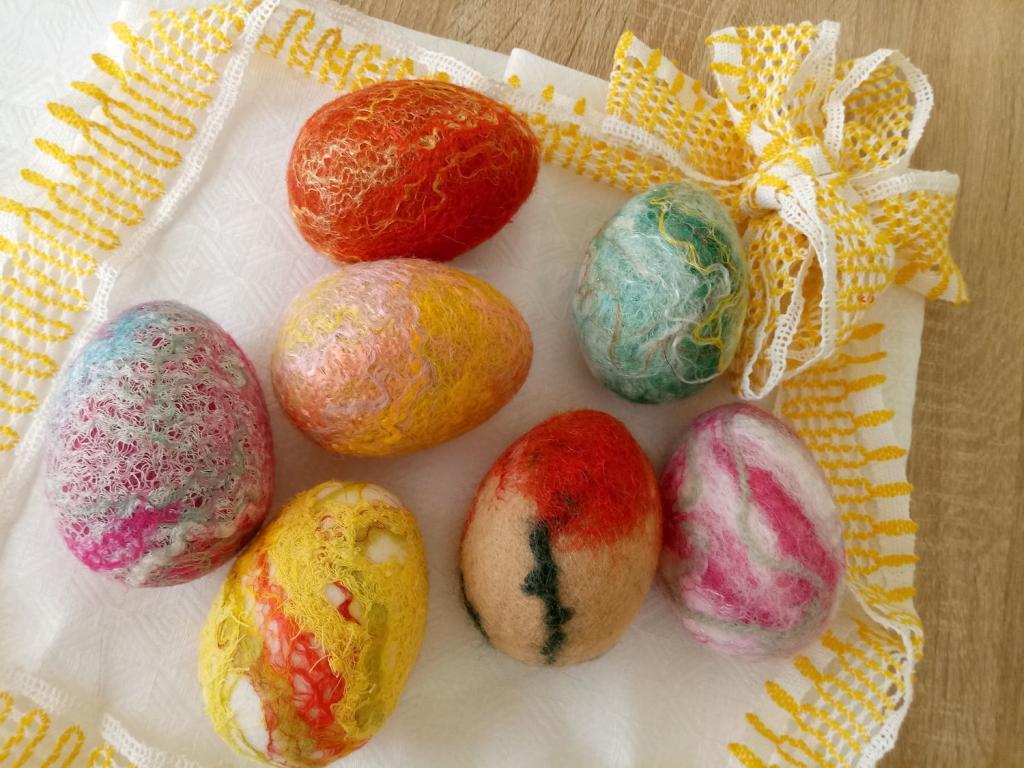 تزیینات تخم مرغ برای عید