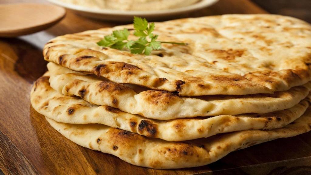 طرز تهیه نان تافتون خانگی ترد و خوشمزه فوری در فر و تابه